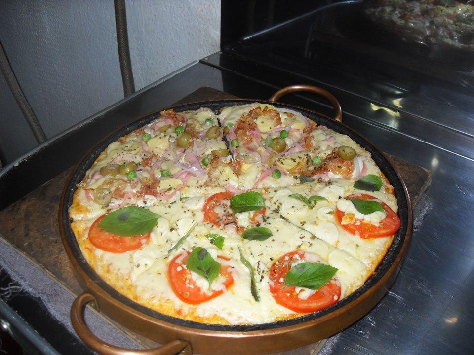Pizza Pequena - Promoção Margille Pizzas